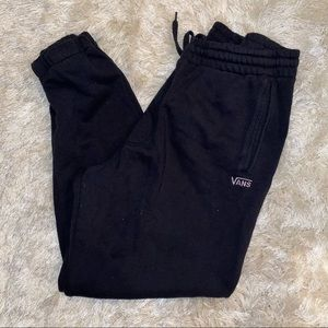 Vans jogger sweatpants